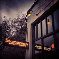 Photo taken at Stumptown Coffee Roasters by Landon H. on 12/6/2012