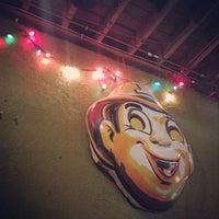 Photo taken at Bottletree Cafe by Landon H. on 1/27/2013