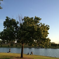 Photo taken at Kiwanis Park by Stu H. on 6/13/2013