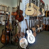 Photo taken at Austin Vintage Guitars by R Brent L. on 1/5/2013