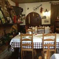 Photo taken at Restaurante El Cortijo by Jordi T. on 8/3/2013