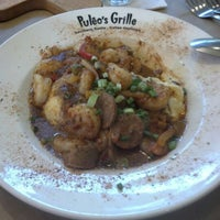 Photo taken at Puleo's Grille by Mark H. on 12/24/2012