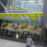 Photo taken at Bangalore Central, Orion Mall by Sumit M. on 4/4/2015