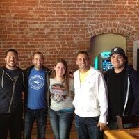 Photo taken at Brady Street Pub by Jaclyn S. on 4/26/2013