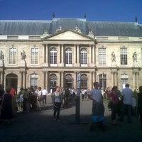 Photo taken at Archives Nationales by Mélopée K. on 9/16/2012