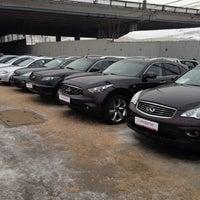 Photo taken at Lexus Сокольники by John L. on 3/28/2013