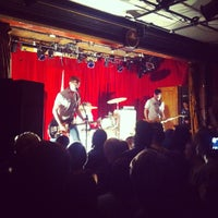 Photo taken at La Sala Rossa by CultMTL on 4/9/2013