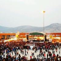 Photo taken at 19 Mayıs Amfisi by Hatice A. on 5/17/2013