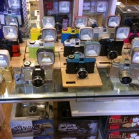 Photo taken at Lomography Gallery Store New York by Grace B. on 7/8/2013