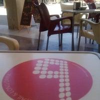 Photo taken at Cafe Bianco by José M. on 5/7/2013