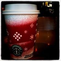 Photo taken at Starbucks by Jason O. on 12/1/2012