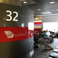 Photo taken at T2 Multi-User Domestic Terminal by Glenn M. on 8/29/2013