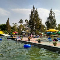Photo taken at Taman Air Sabda Alam Hotel & Resort by Dody S. on 8/23/2015