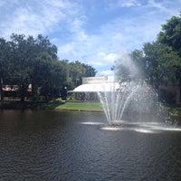 Photo taken at Hilton Boca Raton Suites by Anna H. on 5/17/2014