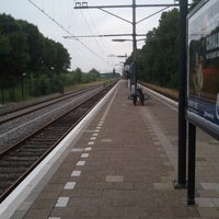 Photo taken at Station Tiel by Ray H. on 6/19/2013