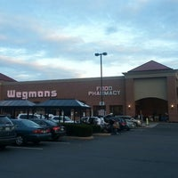 Photo taken at Wegmans by Jill K. on 3/29/2013