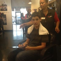 Photo taken at Sport Clips by Bruce H. on 12/7/2012