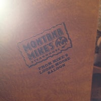 Photo taken at Montana Mike's Steakhouse by Margaret S. on 7/29/2013
