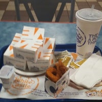 Photo taken at White Castle by Brian M. on 4/17/2015