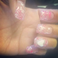 Photo taken at RM Nails by Anissa S. on 2/8/2014