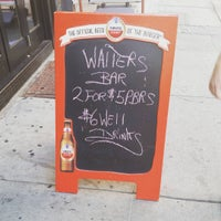 Photo taken at Walter's Bar by Marvin H. on 8/29/2015