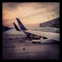 Photo taken at Terminal 2 by Cuitz M. on 3/11/2013
