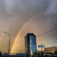 Снимок сделан в Башня «Федерация» пользователем Евгений Р. 5/22/2013