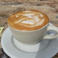 Photo taken at Jobot Coffee by Brandon C. on 5/27/2013