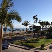 Photo taken at Hyatt Centric Santa Barbara by Mark M. on 7/18/2012