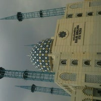 Photo taken at Andalusia Islamic Center by alfalah ghani a. on 2/17/2012