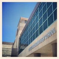 Photo taken at Desert Mountain High School by Robert M. on 8/6/2012