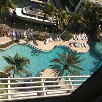 Photo taken at Hyatt Regency Sarasota by April W. on 6/28/2013