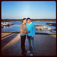 Photo taken at Fourwinds Lakeside Inn & Marina by Jose S. on 10/13/2012