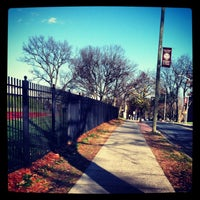Photo taken at Springfield College by Mikaela B. on 4/7/2013