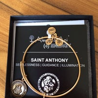 Photo taken at ALEX AND ANI by Connie D. on 2/17/2014