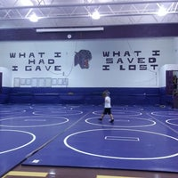Photo taken at Elder High School by Chris-Mel B. on 6/17/2014