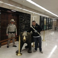 Photo taken at The Governor's Office by Jefferson C. on 12/28/2012