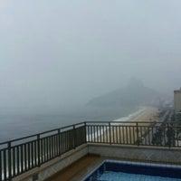 Photo taken at Sol Ipanema Hotel by Gabriel B. on 6/15/2013