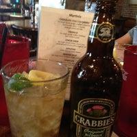 Photo taken at The Harp Pub by Trish V. on 7/4/2013
