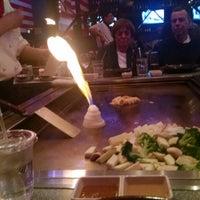 Photo taken at Banzai Hibachi Steakhouse by SPQR on 3/29/2015