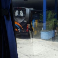 Photo taken at Terminal de Buses MUSOC by James B. on 4/5/2013