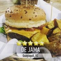 Photo taken at De Jama by José Daniel T. on 3/21/2016