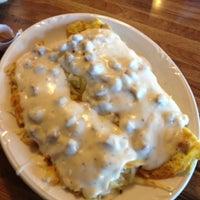 Photo taken at Park Ridge Family Restaurant by Troy J. on 10/6/2012