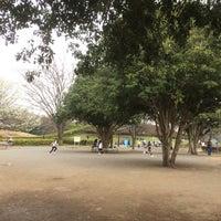 Photo taken at 小金井公園健康広場 by nyamn on 3/30/2016