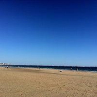 Photo taken at Playa de Fuentebravía by Rld_ G. on 6/1/2013