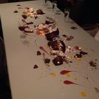 Photo taken at Alinea by Phil B. on 5/21/2013