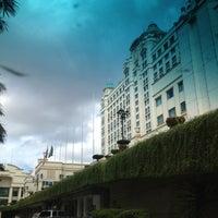 Photo taken at Waterfront Cebu City Hotel & Casino by Danica L. on 5/29/2013