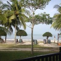 Photo taken at Meritus Pelangi Beach Resort & Spa Langkawi by Sharon K. on 6/15/2013