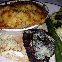 Photo taken at Stoney River Legendary Steaks by Jennifer H. on 12/3/2014