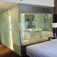 Photo taken at Sheraton Lisboa Hotel & Spa by Zeitgeist on 12/21/2012